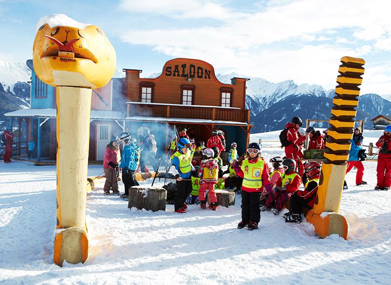 Skischule in Serfaus-Fiss-Ladis