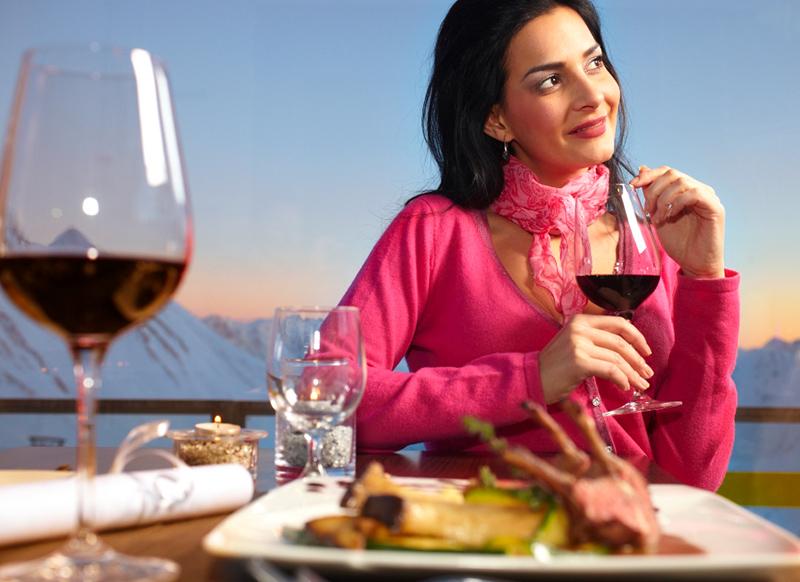 Sunset Dinner in Serfaus-Fiss-Ladis